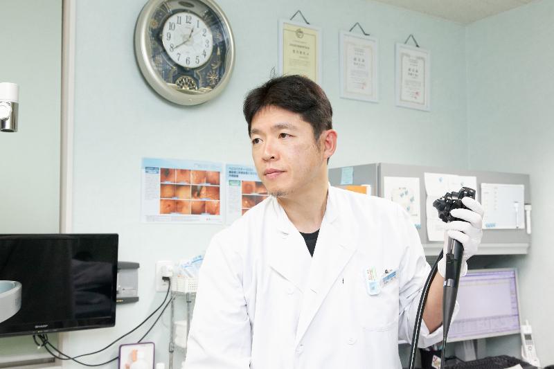 下部消化管内視鏡検査(大腸内視鏡検査)について